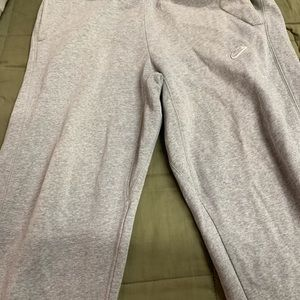 Vintage baggy Nike sweat pants